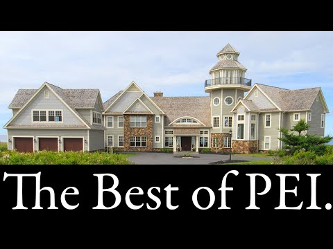 Prince Edward Island Real Estate 576 Route 336 Cable Head East Oceanfront Waterfront Home for sale