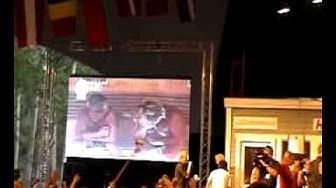 Sauna World Championships 2010 - Men's Final