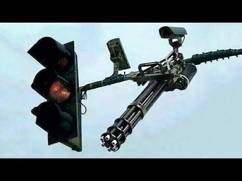 لن تجرأ على تجاوز اشارة المرور بعد مشاهدة هذا الفيديو...!!!