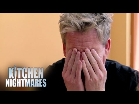 Greg Hasn't Had A Day Off In Over A Year - Kitchen Nightmares
