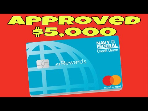 Navy Federal Secured Credit Card