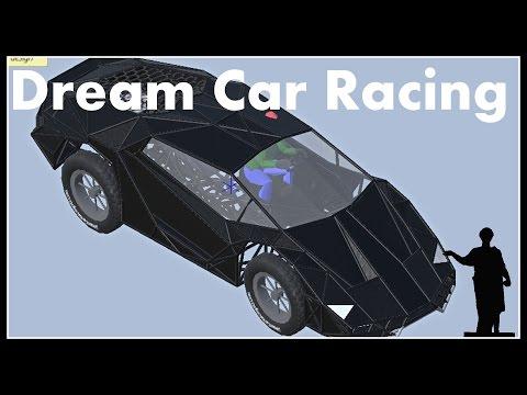 Dream Car Racing 3D - Построй Машину Своей Мечты!