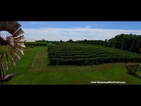 Experience The Shawnee Hills Wine Trail (60 sec)