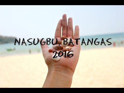 Nasugbu, Batangas 2016