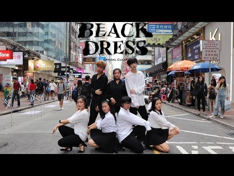 [KPOP IN PUBLIC CHALLENGE] CLC(씨엘씨)-BLACK DRESS DANCE COVER by AH-UP