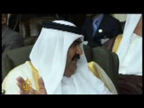Qatar receives troubled Arab League - 29 Mar 09