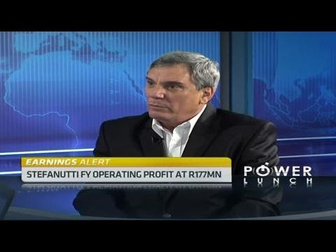 Stefanutti Stocks FY HEPS down 28%