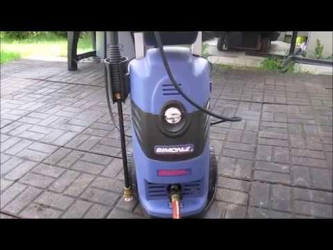 Simoniz 2000psi Pressure Washer From Canadian Tire Doovi