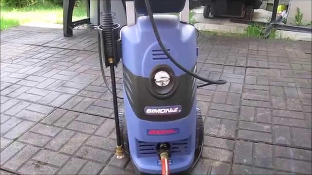 simoniz 1900 psi electric pressure washer youtube rh youtube com Simoniz System 5 Simoniz Liquid Diamond