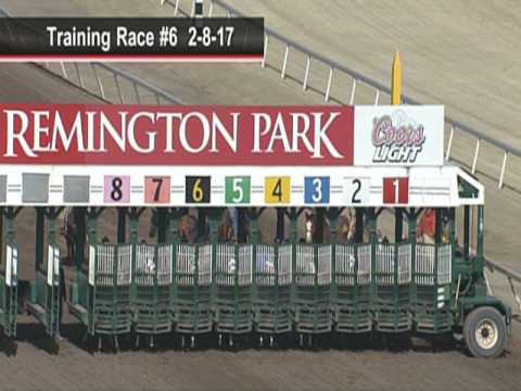 Feb 8, 2017 Training Race 6