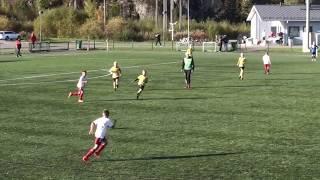 KaaPo-FC Jazz Karhu-Futis YJ1 24.9.2017