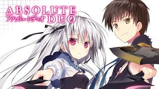#1 Sugestão Anime: Absolute Duo