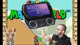 La Mejor Consola Portatil - Resena PSP GO