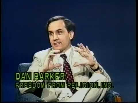 Dan Barker Explains the Freedom From Religion Foundation