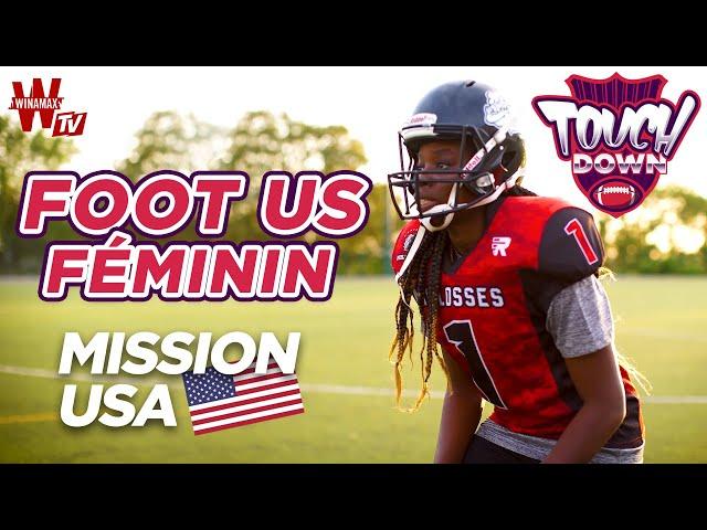 🏈 Football américain féminin : 4 françaises à l'assaut des Etats-Unis !