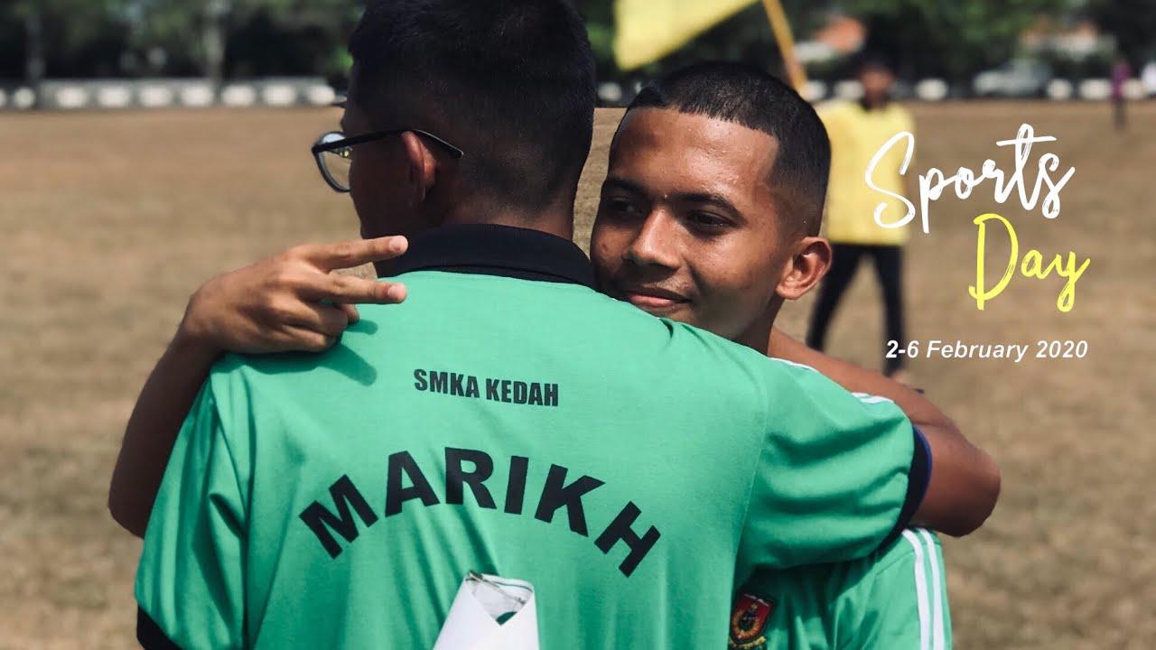 Hari Sukan 2020 Smk Agama Kedah Youtube