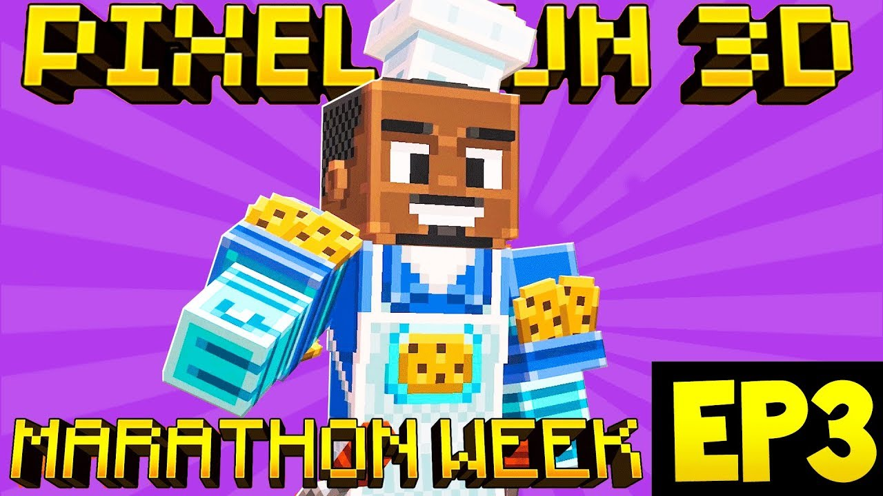 Download USING ALL NEW WEAPONS!! l Pixel Gun 3D - Episode 3