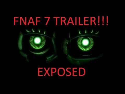 FNAF 7 TRAILER!!!