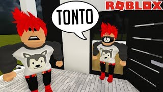 I have a clone evil in ROBLOX * Geko666 * 😰 [invented history]