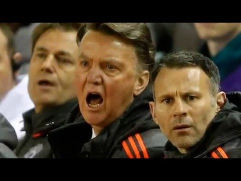 Manchester United plan IS working insists Louis van Gaal after season hits ?
