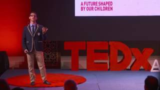How to Sell Yourself | Hamza Abbas | TEDxAlYasminaAcademy