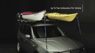 Water sports Thule Hullavator 897XT features