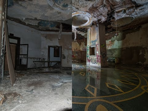 Cleaning Up a Completely Destroyed Abandoned Observatory