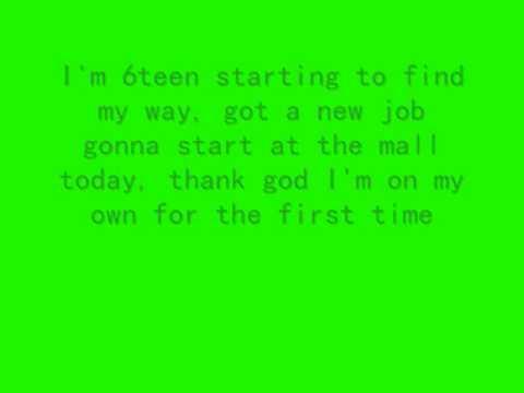6teen Theme Song Lyrics