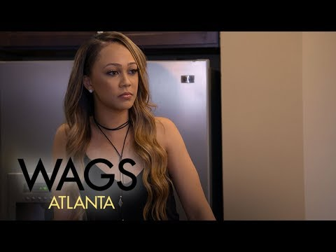 WAGS Atlanta | Ariel Anderson Gets Advice From NFL Player Harry Douglas | E!