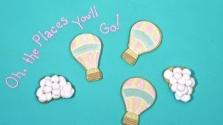 How-to Dr. Seuss Style! Hot Air Balloon And Marshmallow Cloud Cookies-mixing-it-up