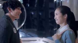 jj林俊傑 林依晨 香港迪士尼樂園微電影 幸福的原點