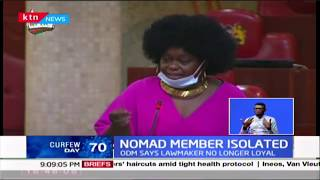 ODM says 'nomad' MP is no longer loyal