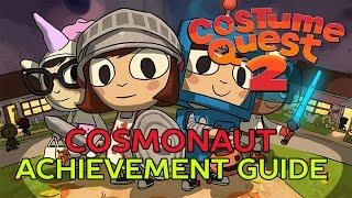 Costume Quest 2 Cosmonaut Achievement / Trophy Guide