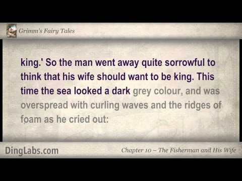 The Fisherman And His Wife - Grimm's Fairy Tales By The Brothers Grimm - 10
