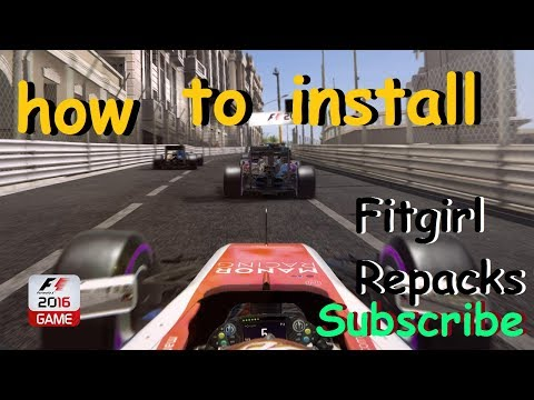 how to install F1 2016 Repack By Fitgirl