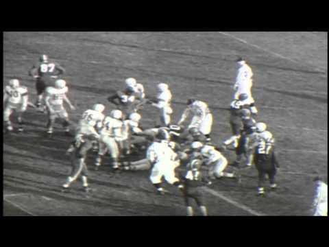 Big Ten Film Vault: 1955 Yearbook - Ohio State Season Recap