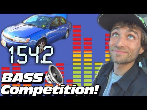 EXO Hits The Car Audio COMPETITION! How To Compete w/ LOUD Subwoofer BASS System | Best SPL & Music