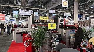 Link New Tech at AApex Trade show 2013 video for Qwik Draw and Powerxtreme machines