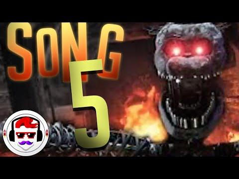Joy Of Creation Story Mode Rap Song   Attic   Rockit Gaming (TJOC)