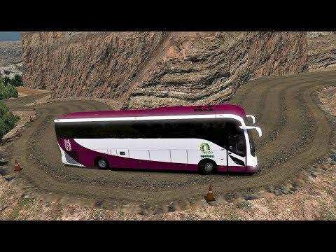 BUS Volvo 9800 4x2 | Ruta por la Sierra, de Canelas a Durango Capital