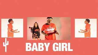 CashSquad Mac - 'BABY GIRL' | OFFICIAL MUSIC VIDEO