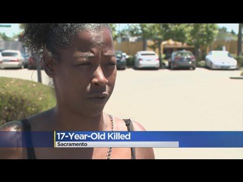 Elk Grove Mom Pleads For Help Finding Teen Son's Killer