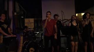 QueenSide - A Kind Of Magic Live @ Asia Coffee Restaurant Milano