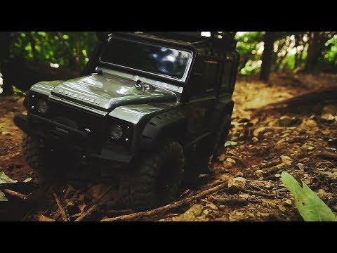 Traxxas TRX4 | Land Rover Defender 110 | FC Images