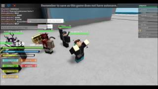 Roblox Reality let`s party