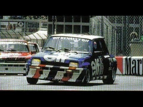 reportage jean ragnotti coupe renault 5 turbo rallye archives youtube. Black Bedroom Furniture Sets. Home Design Ideas