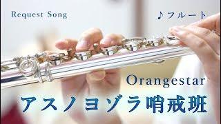 ※再掲載※【フルート】アスノヨゾラ哨戒班/Orangestar【ボカロ演奏してみた】 thumbnail