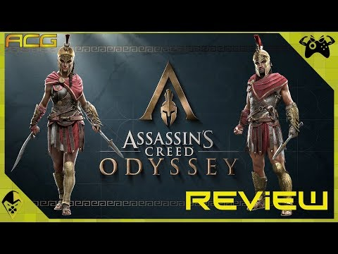 """Assassin's Creed Odyssey Review """"Buy, Wait for Sale, Rent, Never Touch?"""""""
