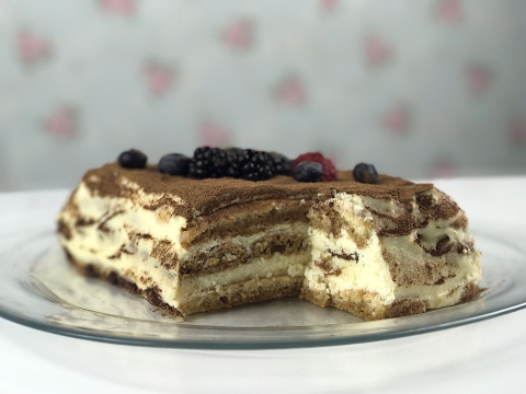 Тирамису кулинарный рецепт десерта, фото Чудо Повар