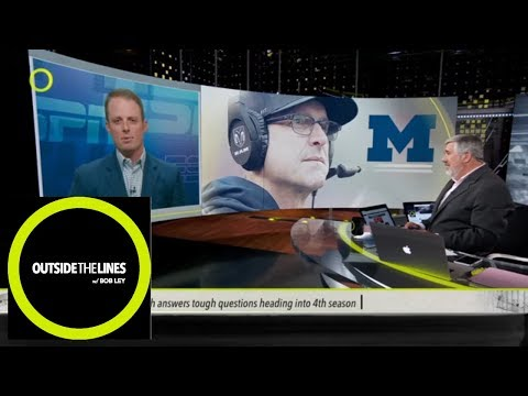 What are Jim Harbaugh's expectations going into the 2018 season? | OTL | ESPN